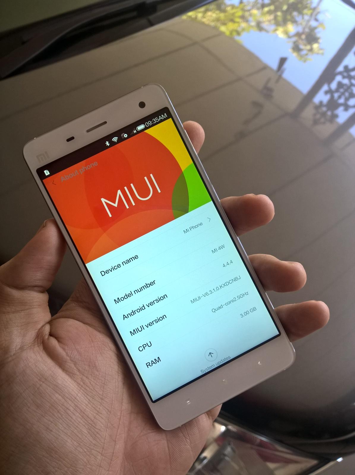 Pengalaman Membeli Xiaomi Replika Dan Tips Untuk Membedakan Dengan Redmi 2 Prime Ram 2gb Rom 16 Gb Garansi Distributor Lho Katanya Miui5 Ini Seperti Miui6 Harusnya Nggak Gini Kata Teman