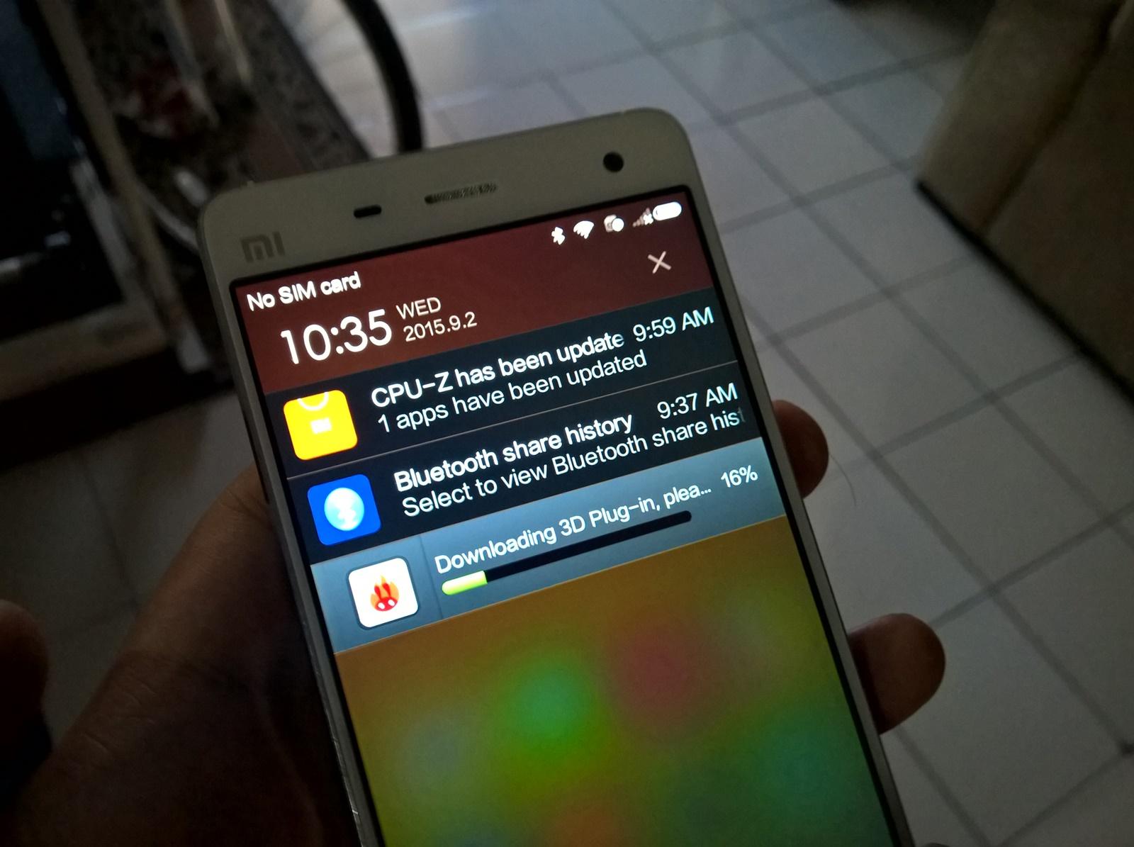 Pengalaman Membeli Xiaomi Replika Dan Tips Untuk Membedakan Dengan Mi4c Mi 4c 2 16 Garansi 1 Tahun Mau Ngetes Pakai Download 3d Plug In Lama Banget Sebelumnya Reset Bisa